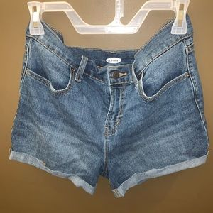 Old Navy Jean shorts Size:10